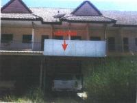 ตึกแถวหลุดจำนอง ธ.ธนาคารกรุงไทย สมอทอง ท่าชนะ สุราษฎร์ธานี