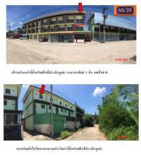 อาคารพาณิชย์หลุดจำนอง ธ.ธนาคารกรุงไทย คลองไทร ท่าฉาง สุราษฎร์ธานี