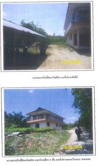 ที่ดินพร้อมสิ่งปลูกสร้างหลุดจำนอง ธ.ธนาคารกรุงไทย ทุ่งหลวง เวียงสระ สุราษฎร์ธานี
