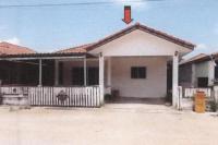 บ้านเดี่ยวหลุดจำนอง ธ.ธนาคารอาคารสงเคราะห์ สองแพรก ชัยบุรี สุราษฎร์ธานี
