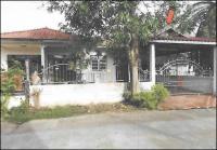 บ้านแฝดหลุดจำนอง ธ.ธนาคารอาคารสงเคราะห์ หัวเตย พุนพิน สุราษฎร์ธานี