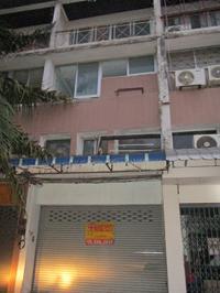 ตึกแถวหลุดจำนอง ธ.ธนาคารกรุงศรีอยุธยา ตลาด เมืองสุราษฏร์ธานี จังหวัดสุราษฎร์ธานี