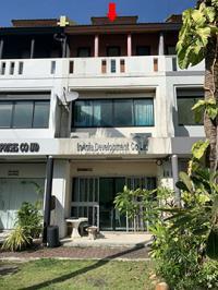 ตึกแถวหลุดจำนอง ธ.ธนาคารกรุงศรีอยุธยา บ่อผุด เกาะสมุย จังหวัดสุราษฎร์ธานี