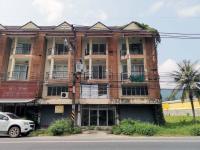 อาคารพาณิชย์หลุดจำนอง ธ.ธนาคารทหารไทยธนชาต หน้าเมือง เกาะสมุย สุราษฎร์ธานี